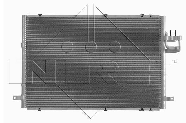 Конденсатор, кондиционер NRF 350008