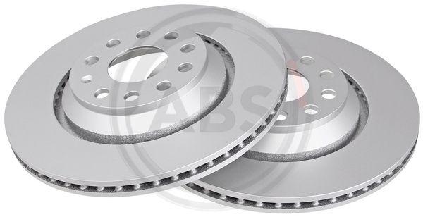 Brake Disc A.B.S. 17729
