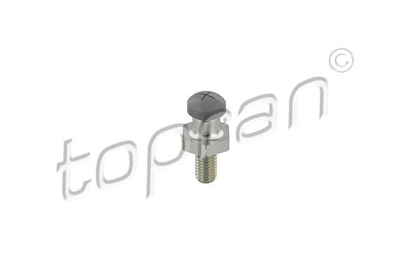Болт с шаровой головкой, управление сцеплением TOPRAN 109 644