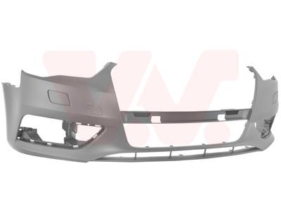 Bumper VAN WEZEL 0335574