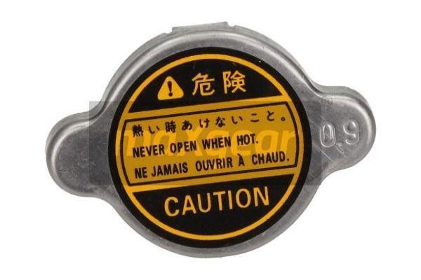 Крышка, радиатор MAXGEAR 28-0298