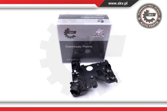 Блок управления, автоматическая коробка передач