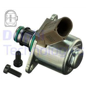 Регулирующий клапан, количество топлива (Common-Rail-System)