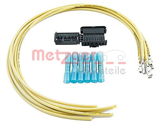 Ремкомплект кабеля, тепловентилятор салона (сист.подогр.дв.)