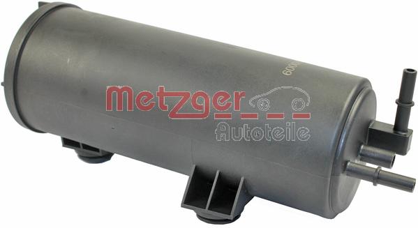 Фильтр с активированным углём, система вентиляции бака